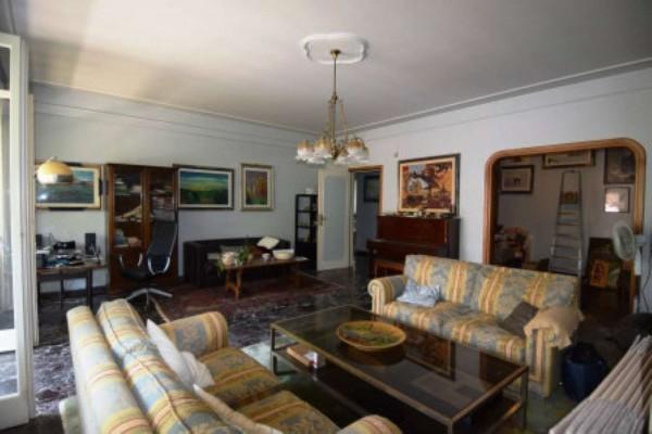Appartamento in vendita a Roma, Vigna Clara, Con giardino, 190 mq