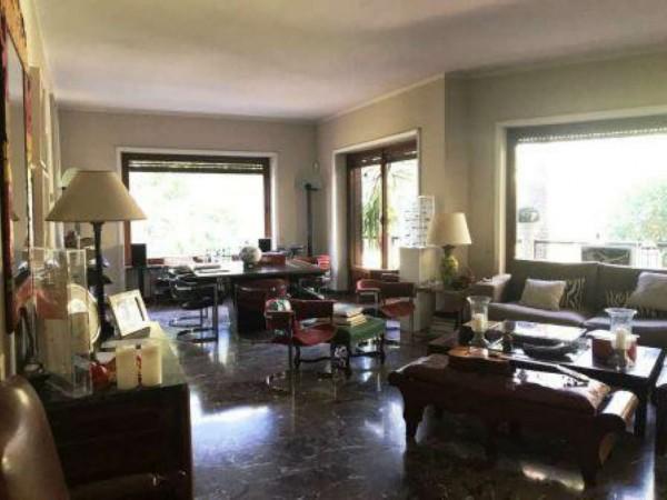 Appartamento in affitto a Roma, Flaminio, Con giardino, 190 mq