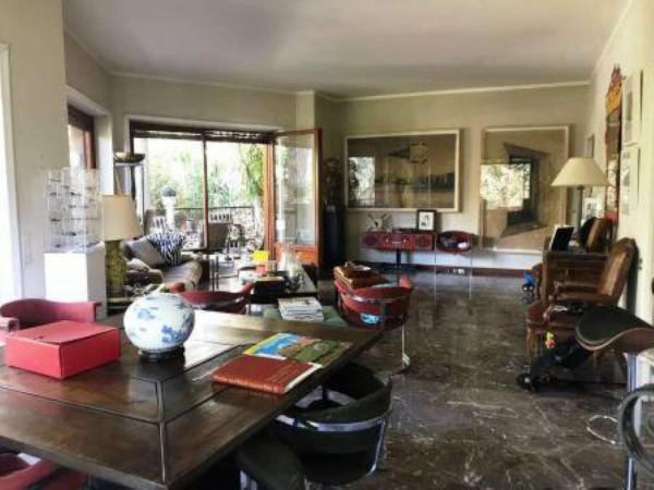 Appartamento in affitto a Roma, Flaminio, Con giardino, 190 mq - Foto 10
