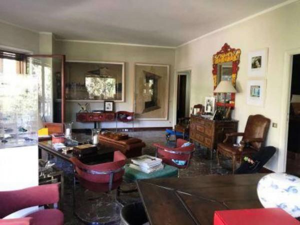 Appartamento in affitto a Roma, Flaminio, Con giardino, 190 mq - Foto 11