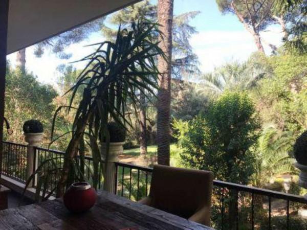 Appartamento in affitto a Roma, Flaminio, Con giardino, 190 mq - Foto 2