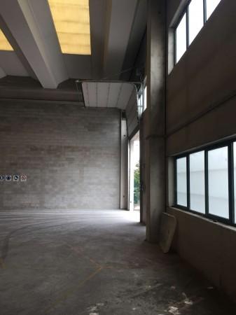 Capannone in affitto a Nichelino, Con giardino, 650 mq - Foto 7