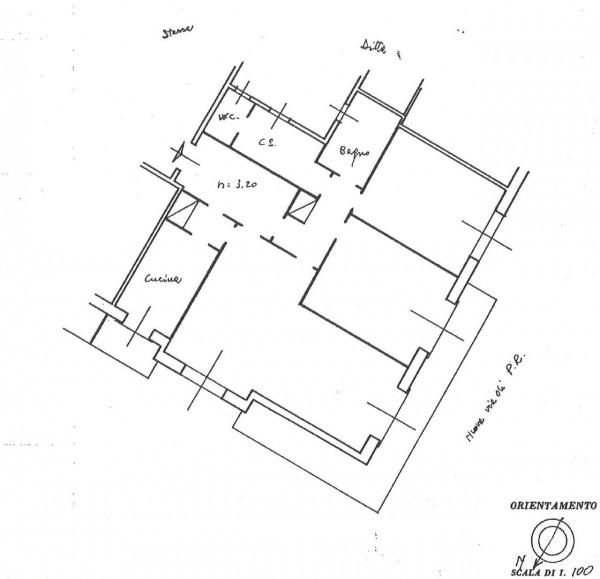 Appartamento in vendita a Roma, Balduina, 130 mq - Foto 5