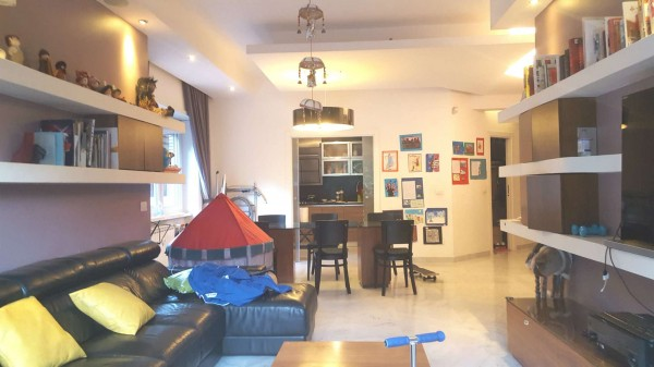 Appartamento in vendita a Roma, Balduina, 130 mq