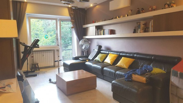 Appartamento in vendita a Roma, Balduina, 130 mq - Foto 20