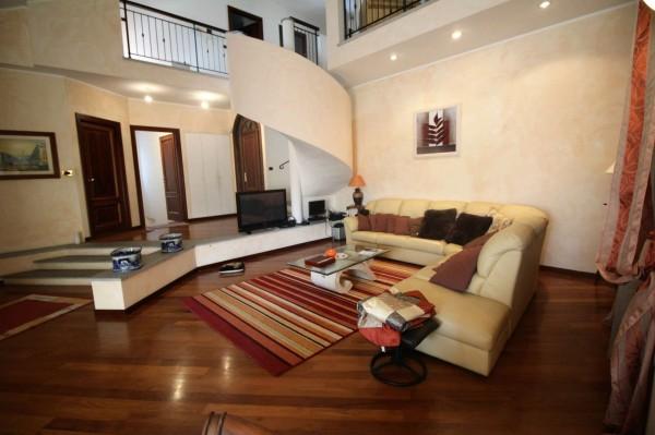 Villa in vendita a Alpignano, Centro, Con giardino, 364 mq - Foto 25