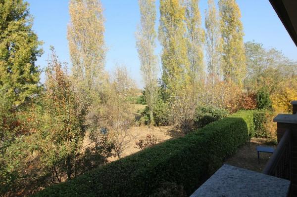 Villa in vendita a Alpignano, Centro, Con giardino, 364 mq - Foto 13