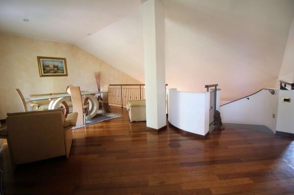 Villa in vendita a Alpignano, Centro, Con giardino, 364 mq - Foto 20