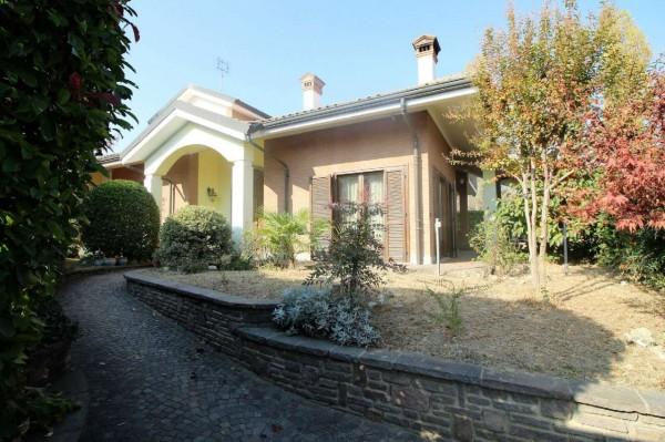 Villa in vendita a Alpignano, Centro, Con giardino, 364 mq - Foto 27