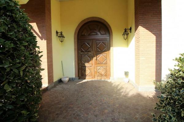 Villa in vendita a Alpignano, Centro, Con giardino, 364 mq - Foto 12
