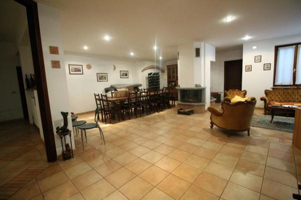 Villa in vendita a Alpignano, Centro, Con giardino, 364 mq - Foto 7