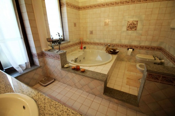 Villa in vendita a Alpignano, Centro, Con giardino, 364 mq - Foto 10