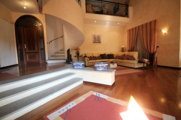 Villa in vendita a Alpignano, Centro, Con giardino, 364 mq - Foto 26