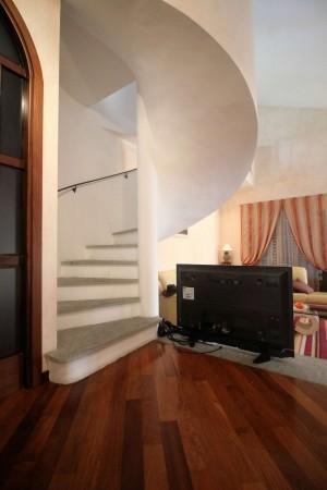 Villa in vendita a Alpignano, Centro, Con giardino, 364 mq - Foto 11