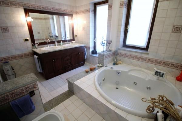 Villa in vendita a Alpignano, Centro, Con giardino, 364 mq - Foto 9