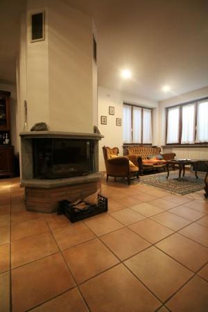 Villa in vendita a Alpignano, Centro, Con giardino, 364 mq - Foto 6