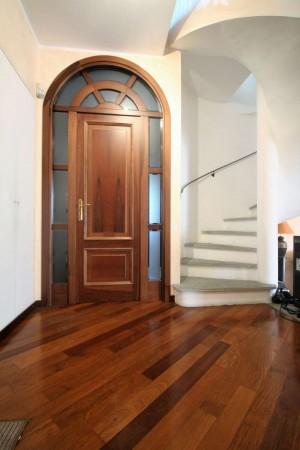 Villa in vendita a Alpignano, Centro, Con giardino, 364 mq - Foto 22