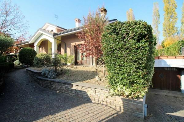 Villa in vendita a Alpignano, Centro, Con giardino, 364 mq - Foto 28