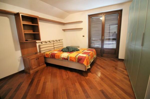 Villa in vendita a Alpignano, Centro, Con giardino, 364 mq - Foto 19