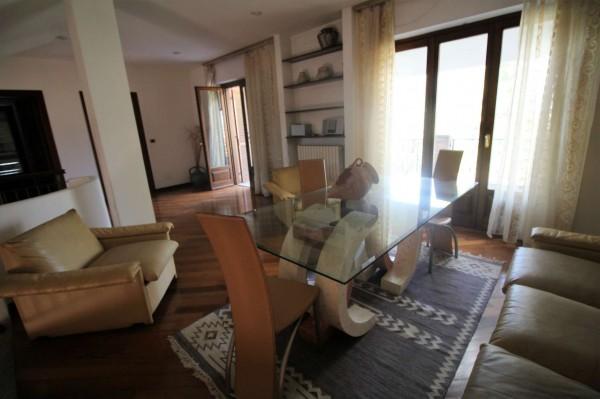 Villa in vendita a Alpignano, Centro, Con giardino, 364 mq - Foto 21