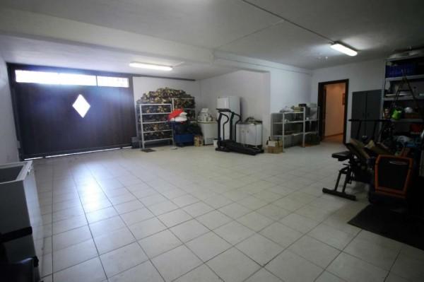 Villa in vendita a Alpignano, Centro, Con giardino, 364 mq - Foto 5