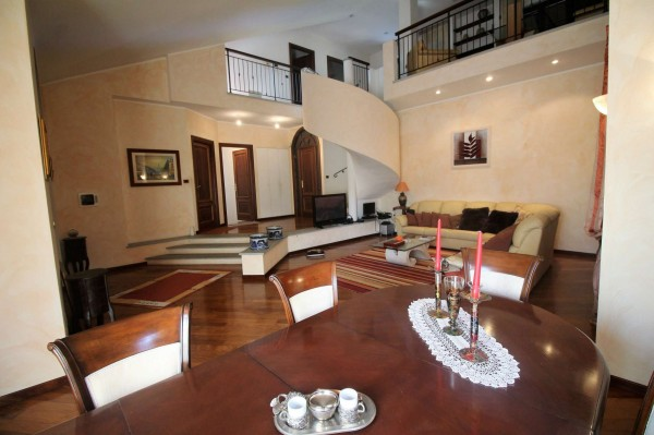 Villa in vendita a Alpignano, Centro, Con giardino, 364 mq - Foto 23