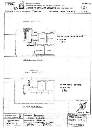 Appartamento in vendita a Torino, Borgo Vittoria, 120 mq - Foto 6