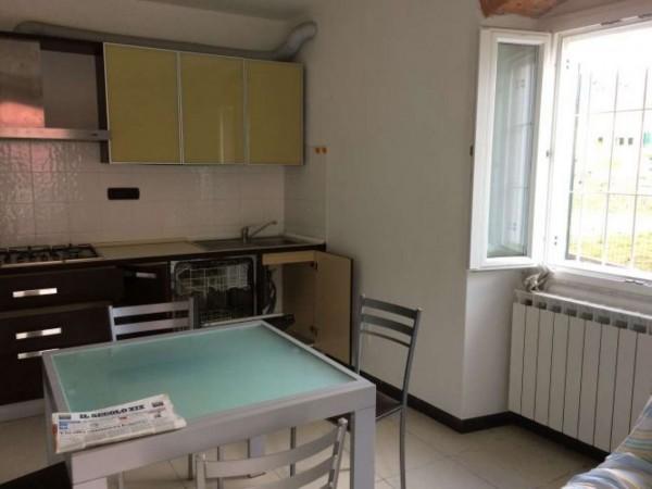 Appartamento in vendita a Arcola, Romito Magra, Arredato, con giardino, 58 mq - Foto 7