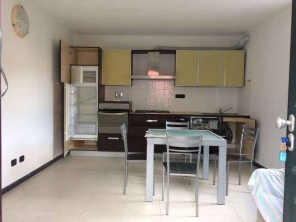 Appartamento in vendita a Arcola, Romito Magra, Arredato, con giardino, 58 mq
