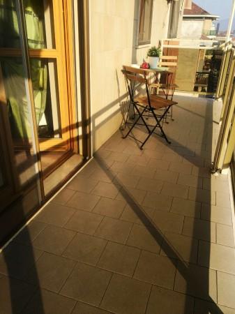 Appartamento in vendita a Torino, Borgo Vittoria, Con giardino, 90 mq - Foto 5