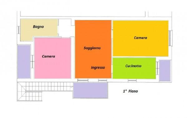Appartamento in vendita a Roma, Colle Del Sole, Con giardino, 250 mq - Foto 19