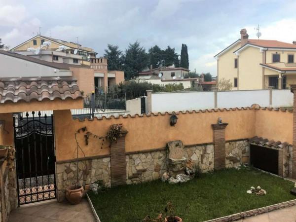 Appartamento in vendita a Roma, Colle Del Sole, Con giardino, 250 mq - Foto 21