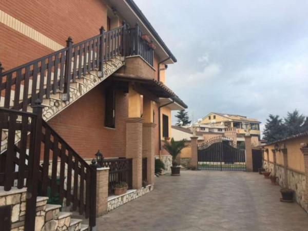 Appartamento in vendita a Roma, Colle Del Sole, Con giardino, 250 mq - Foto 23