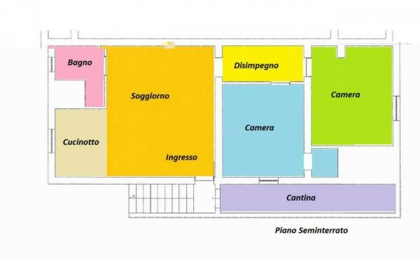 Appartamento in vendita a Roma, Colle Del Sole, Con giardino, 250 mq - Foto 7
