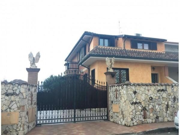 Appartamento in vendita a Roma, Colle Del Sole, Con giardino, 250 mq - Foto 22