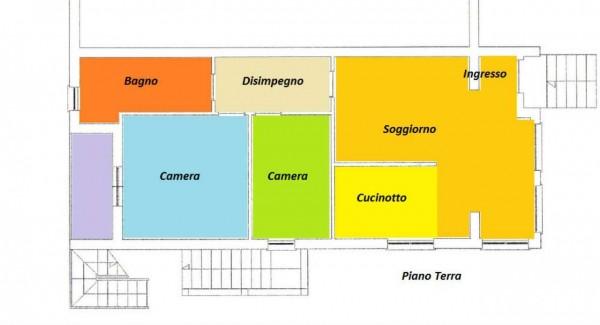 Appartamento in vendita a Roma, Colle Del Sole, Con giardino, 250 mq - Foto 4
