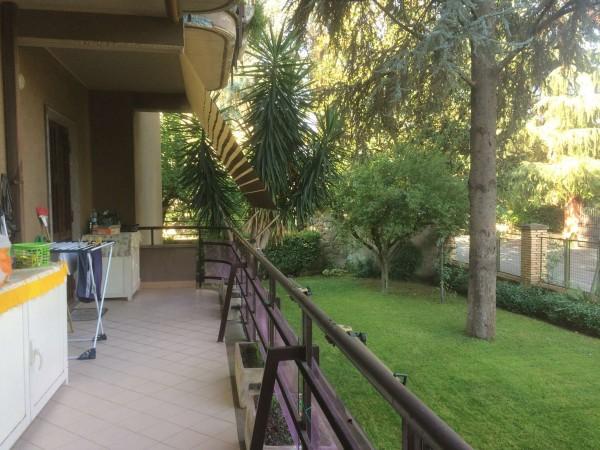 Appartamento in vendita a Roma, Colle Del Sole, Con giardino, 120 mq - Foto 15