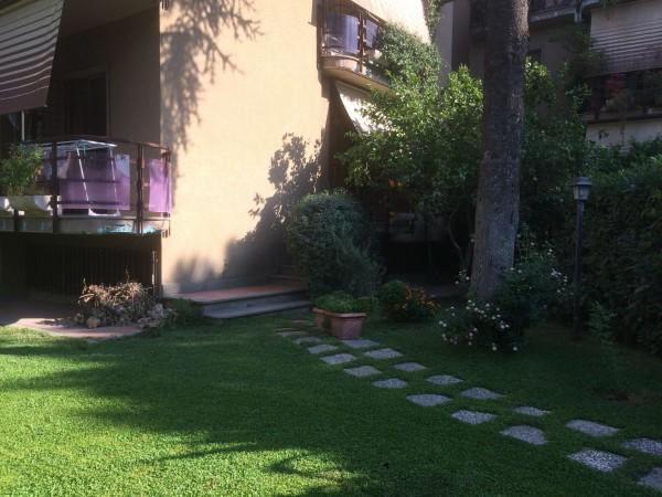 Appartamento in vendita a Roma, Colle Del Sole, Con giardino, 120 mq - Foto 9