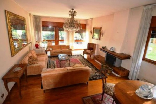 Appartamento in vendita a Roma, Camilluccia, Con giardino, 180 mq