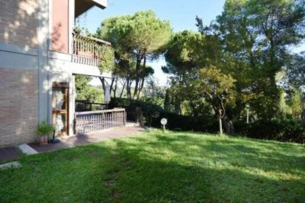 Appartamento in vendita a Roma, Camilluccia, Con giardino, 180 mq - Foto 12