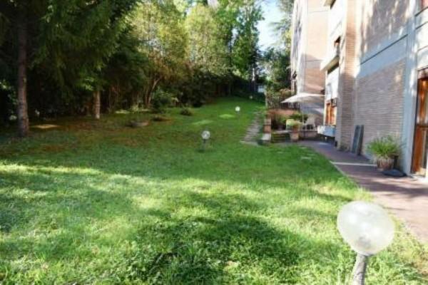 Appartamento in vendita a Roma, Camilluccia, Con giardino, 180 mq - Foto 10