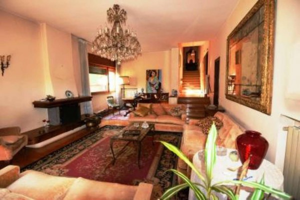 Appartamento in vendita a Roma, Camilluccia, Con giardino, 180 mq - Foto 18