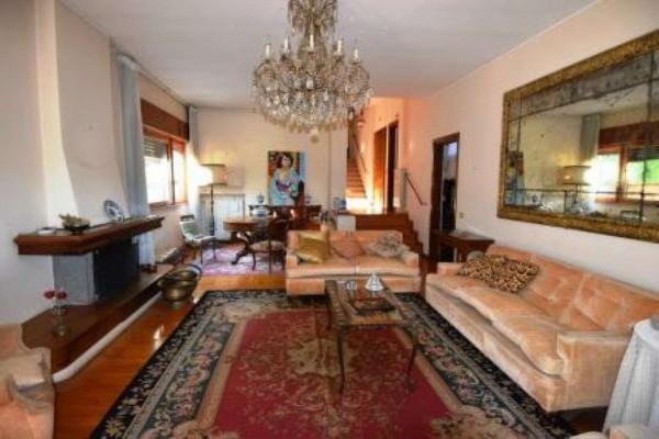 Appartamento in vendita a Roma, Camilluccia, Con giardino, 180 mq - Foto 19