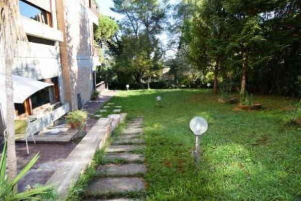 Appartamento in vendita a Roma, Camilluccia, Con giardino, 180 mq - Foto 3