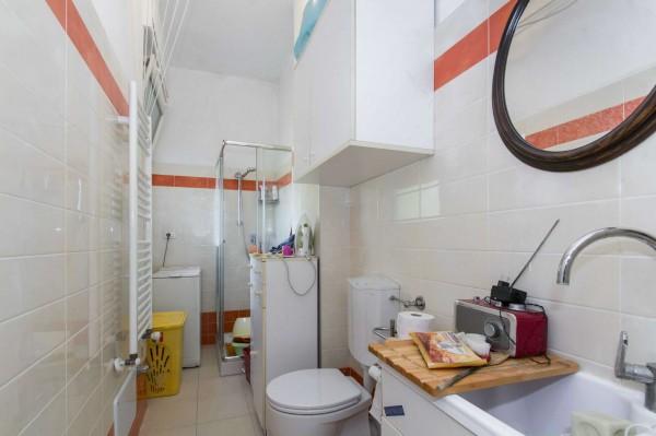 Appartamento in vendita a Torino, Corso Casale, Con giardino, 130 mq - Foto 12