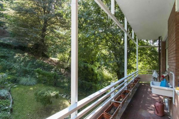 Appartamento in vendita a Torino, Corso Casale, Con giardino, 130 mq - Foto 7