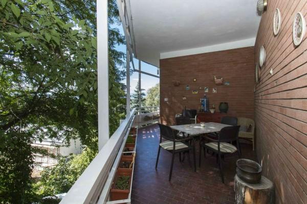 Appartamento in vendita a Torino, Corso Casale, Con giardino, 130 mq - Foto 6
