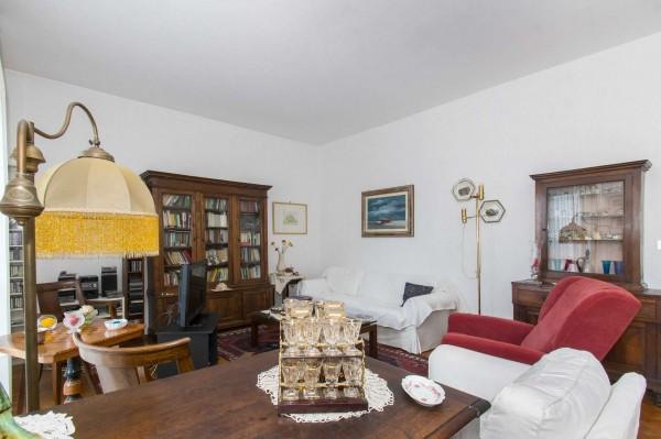 Appartamento in vendita a Torino, Corso Casale, Con giardino, 130 mq - Foto 23
