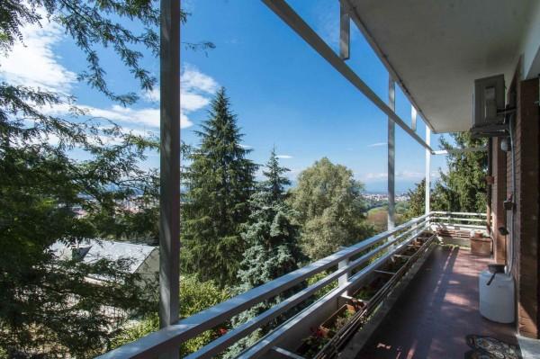 Appartamento in vendita a Torino, Corso Casale, Con giardino, 130 mq - Foto 9
