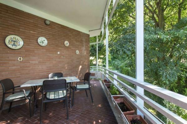 Appartamento in vendita a Torino, Corso Casale, Con giardino, 130 mq - Foto 11